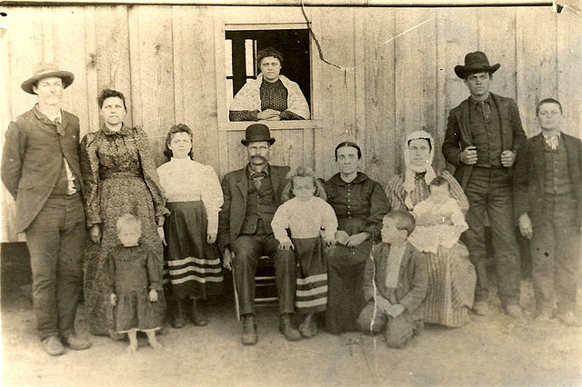 Upchurch Family 1896
