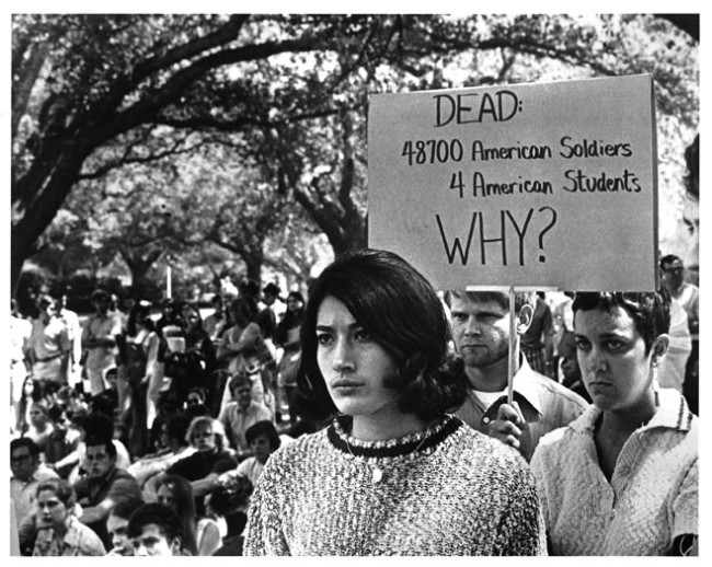 peace rally 1970