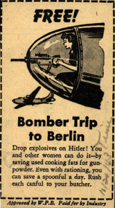 Free Bomber Trip to Berlin