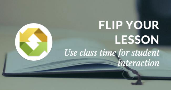 flipped classroom workshop logo