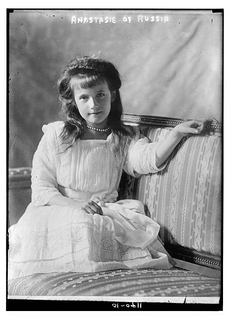 Anastasie of Russia of Russia - no date