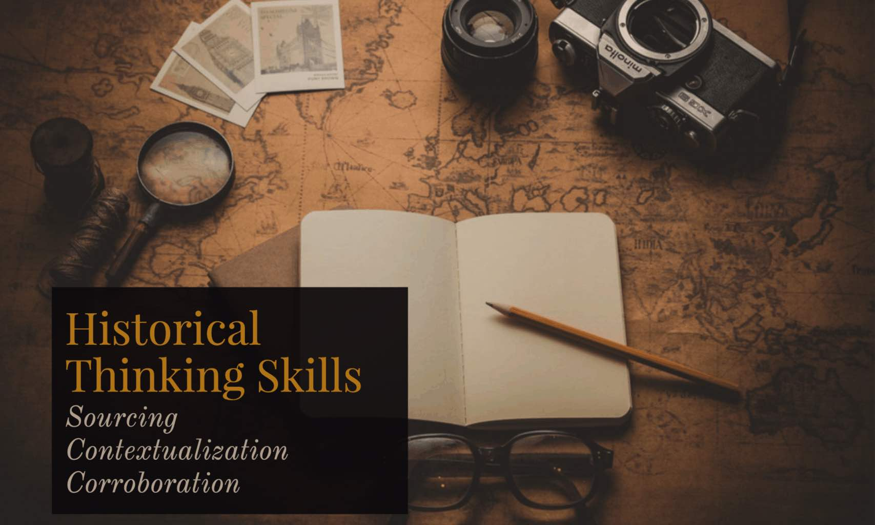 Historical thinking skills lesson