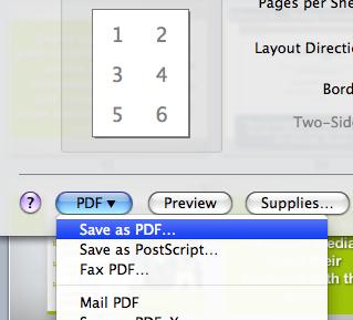 Creating Presentation Handouts in Apple Keynote – Copy / Paste by